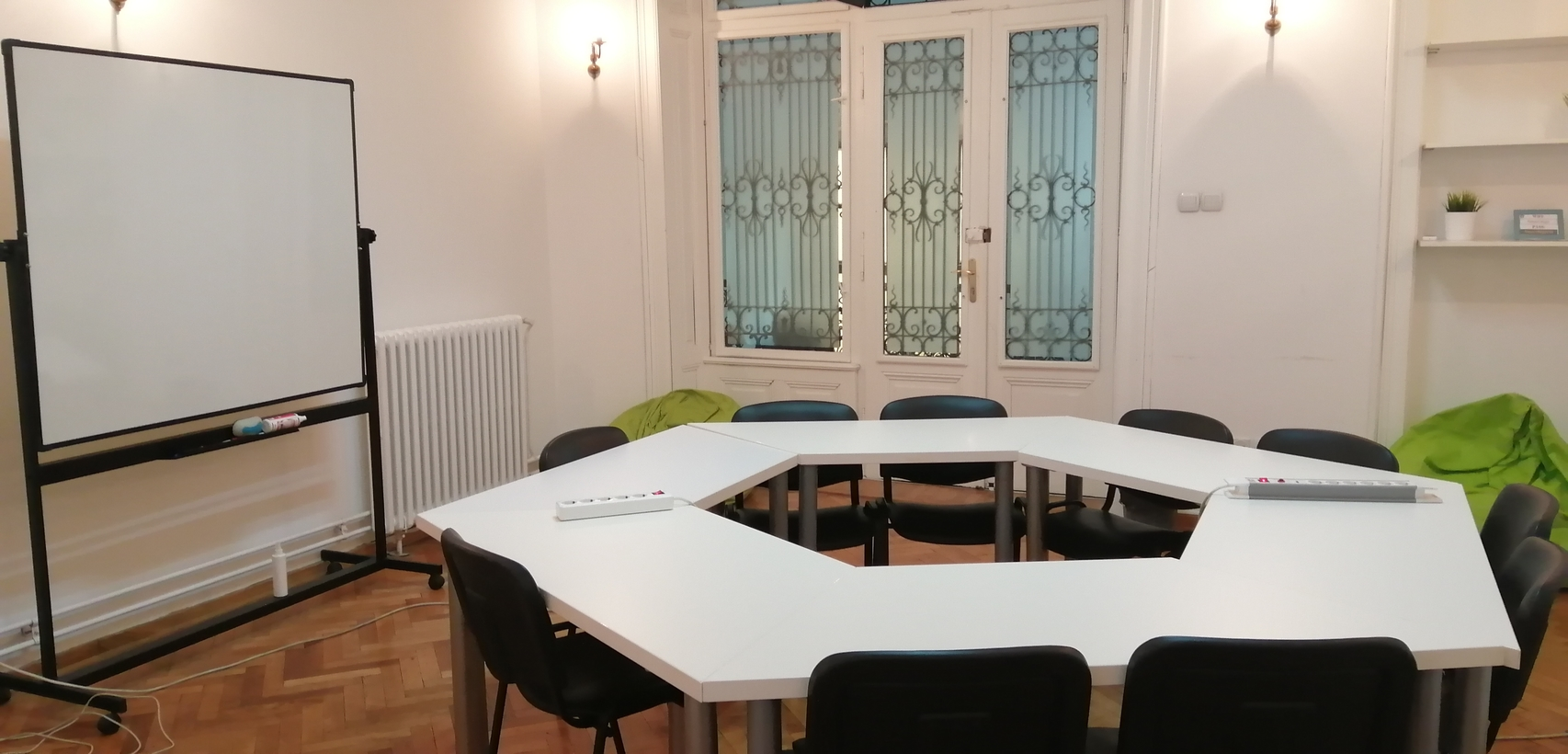 Smart Office Coworking Belgrade