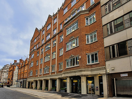 Regus London Oxford Street (Marble Arch)