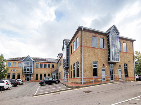 Regus Staines Rourke House